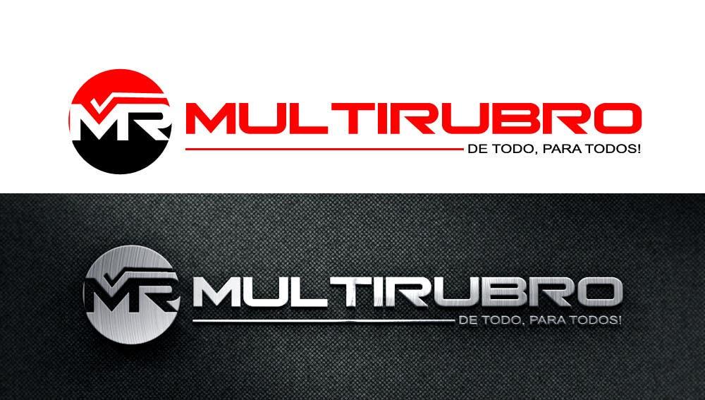 Konkurrenceindlæg #                                        16                                      for                                         Diseñar un logotipo for MultiRubro