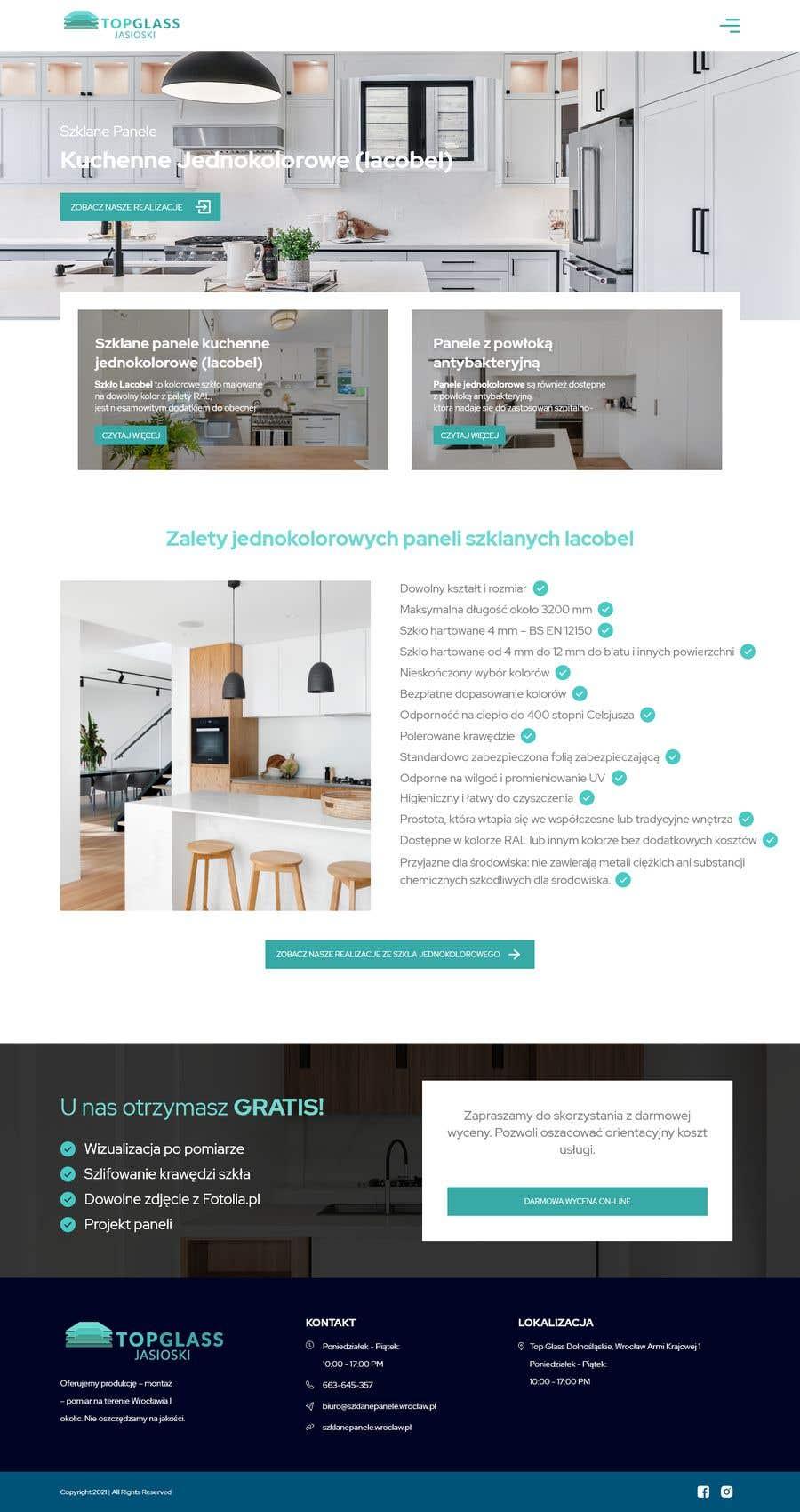 Proposition n°                                        11                                      du concours                                         Re-design website for easier UX and UI