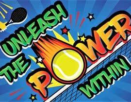 Nro 136 kilpailuun Paddle  tennis mural käyttäjältä areejjamal