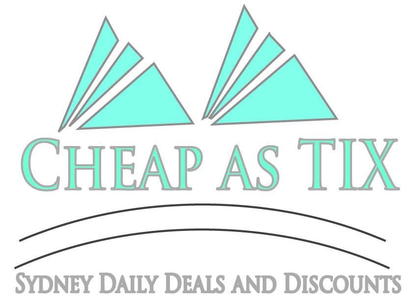 #115 for Logo Design for Cheap As TIX by jackbjonas