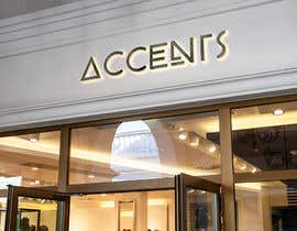 #130 for brand name: Accents by MDyusufhossain