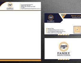 #81 para Business card & letterhead - simple financial business por ExpertShahadat