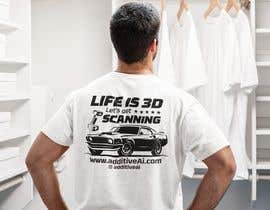 #53 for Need graphics design for a car T-shirt by rbnakib66