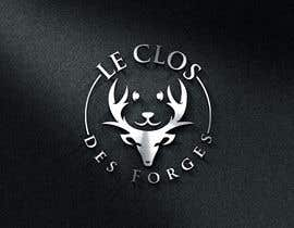 #36 for LOGO Design with vineyard or anvils : Le Clos des Forges af nowrinnila78