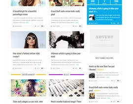 #8 for Design a Wordpress Website for a BLOG Website by jharjeetkaur