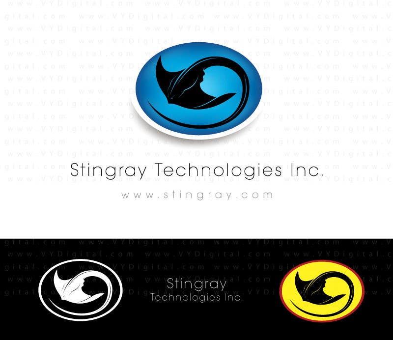 Contest Entry #19 for Design a Logo for Stingray Technologies Inc.