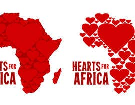 #19 para Design a Logo for Hearts for Africa (Amani) foundation por nathansimpson