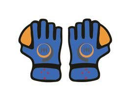 #49 for Wicket Keeping Gloves Design by jahid3392