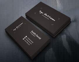 #409 for Business Card Design af Academismarts