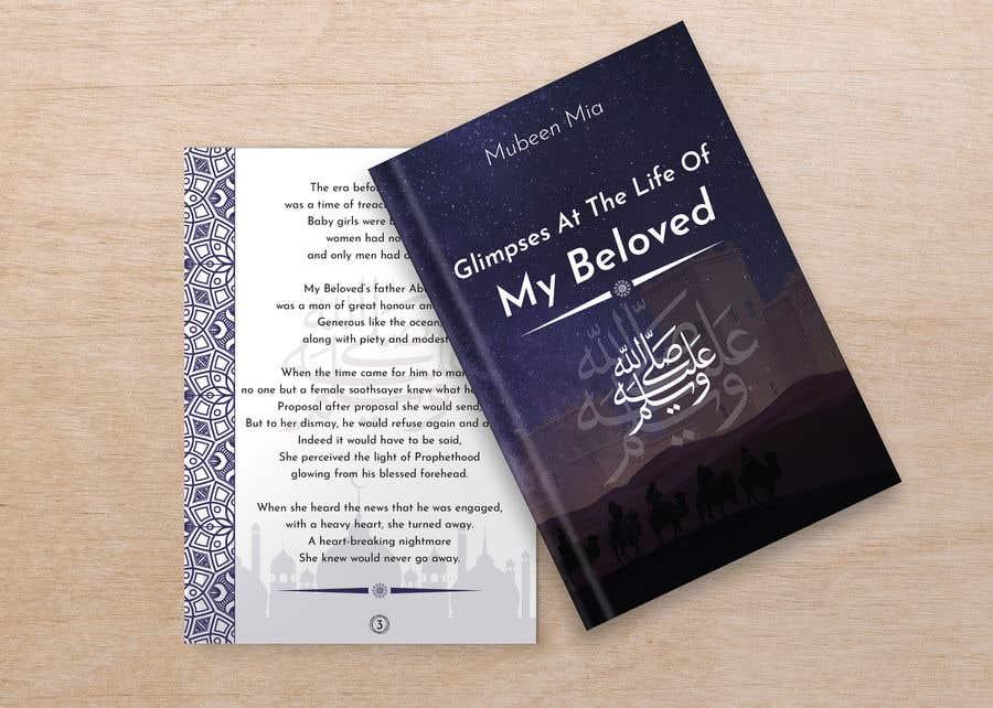 Konkurrenceindlæg #                                        21                                      for                                         A6 Booklet - Poem about Rasulullah Sallallahu Alayhi Wasallam