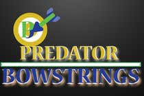 Logo Design Konkurrenceindlæg #37 for Predator Bowstrings - 22/07/2021 14:43 EDT