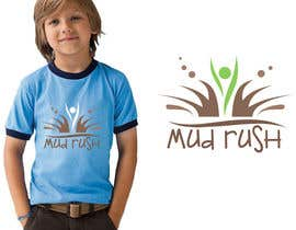 #45 for Mud Rush Logo Design af SheryVejdani