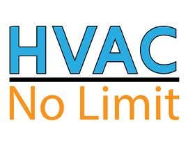 #88 untuk LOGO DESIGN - No Limit HVAC oleh ianwarul0008