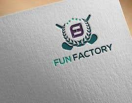 #283 for LOGO DESIGN - Logo for Factory/Industrial Themed Mini Golf Course af qudamahimad872