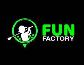#303 for LOGO DESIGN - Logo for Factory/Industrial Themed Mini Golf Course af momenaakter0186