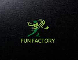 #281 for LOGO DESIGN - Logo for Factory/Industrial Themed Mini Golf Course af kbadhon444