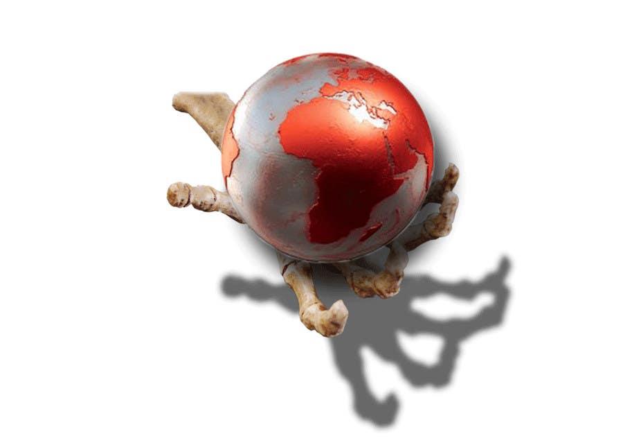 Konkurrenceindlæg #                                        15                                      for                                         logo for globe in hand