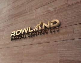 #134 for Rowland Financial Services LLC af NASIMABEGOM673