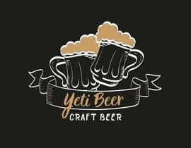#44 for Making a logo for beer by farhanahaqilah