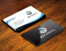 youart2012 tarafından Design some Business Cards for iRadial için no 62