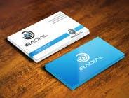 Design some Business Cards for iRadial için Graphic Design71 No.lu Yarışma Girdisi
