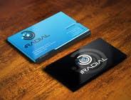 Design some Business Cards for iRadial için Graphic Design75 No.lu Yarışma Girdisi