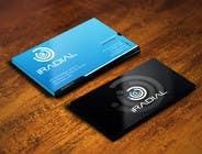 Design some Business Cards for iRadial için Graphic Design77 No.lu Yarışma Girdisi