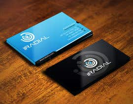 gohardecent tarafından Design some Business Cards for iRadial için no 100