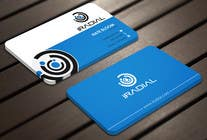 Design some Business Cards for iRadial için Graphic Design13 No.lu Yarışma Girdisi