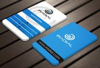 Design some Business Cards for iRadial için Graphic Design14 No.lu Yarışma Girdisi