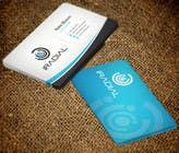 Design some Business Cards for iRadial için Graphic Design44 No.lu Yarışma Girdisi
