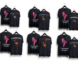 #108 for Flamingo T-shirts af designerjahed24
