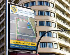 #8 for Design a Direction Poster Map for Business af AronVane