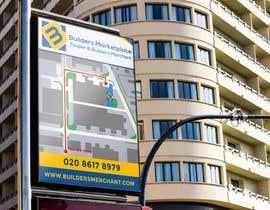 #11 for Design a Direction Poster Map for Business af AronVane
