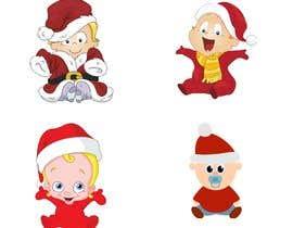 #1 cho we need a cartoon form of baby Santa bởi tanveerjamil35