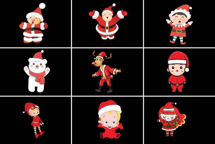 Bài tham dự cuộc thi #                                        13                                      cho                                         we need a cartoon form of baby Santa