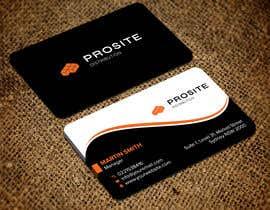 #17 для Design Business Card - 23/07/2021 12:18 EDT от aktar201175