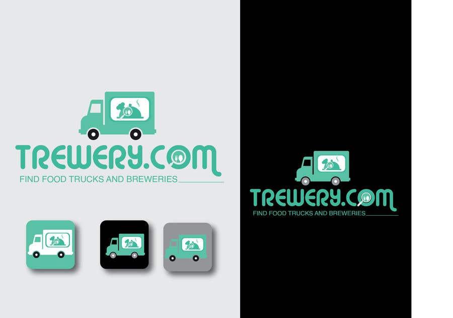 Penyertaan Peraduan #                                        54                                      untuk                                         Design a logo for my food truck website and app