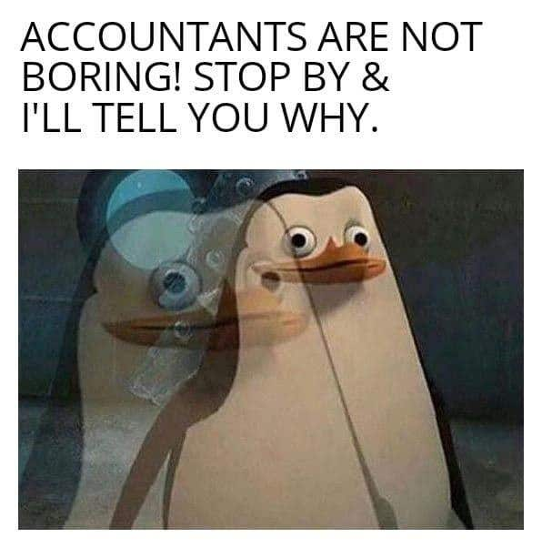 Bài tham dự cuộc thi #                                        6                                      cho                                         Accounting/Tax Memes