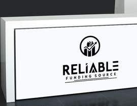 #153 for LOGO DESIGN - Reliable Funding Source af AbodySamy