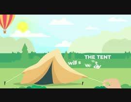#56 untuk Swaying Tent Animation oleh abdelali2013