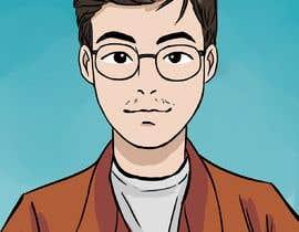 #60 untuk Turn me into an anime character oleh kikiam265