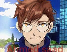 #58 untuk Turn me into an anime character oleh ahmedsaad292