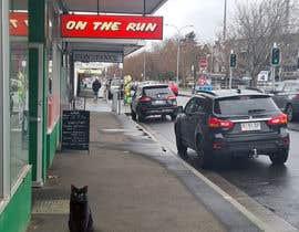 Nro 81 kilpailuun Photoshop Black Cat into an image. käyttäjältä MaishaTanjum123