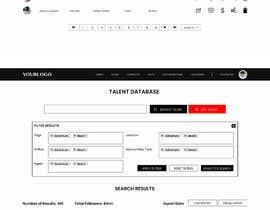 Nro 106 kilpailuun UI UX Design - Web System Page - DESIGN ONLY käyttäjältä ChaYanDee