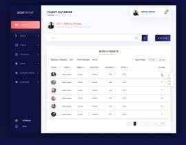 Nro 130 kilpailuun UI UX Design - Web System Page - DESIGN ONLY käyttäjältä ftRabby