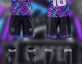 nº 167 pour DESIGN A THIRD KIT FOR FOOTBALL CLUB IN NEW YORK par allejq99