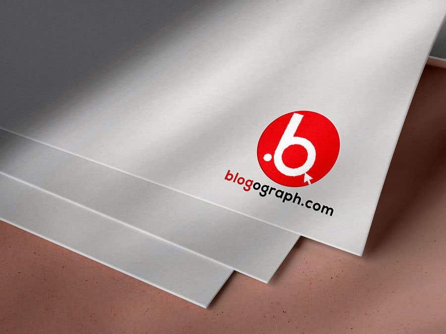 Penyertaan Peraduan #                                        16                                      untuk                                         Need a logo For my Blog Website