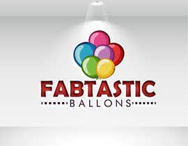 #225 untuk Logo for a balloon company oleh abdulhannan1985j