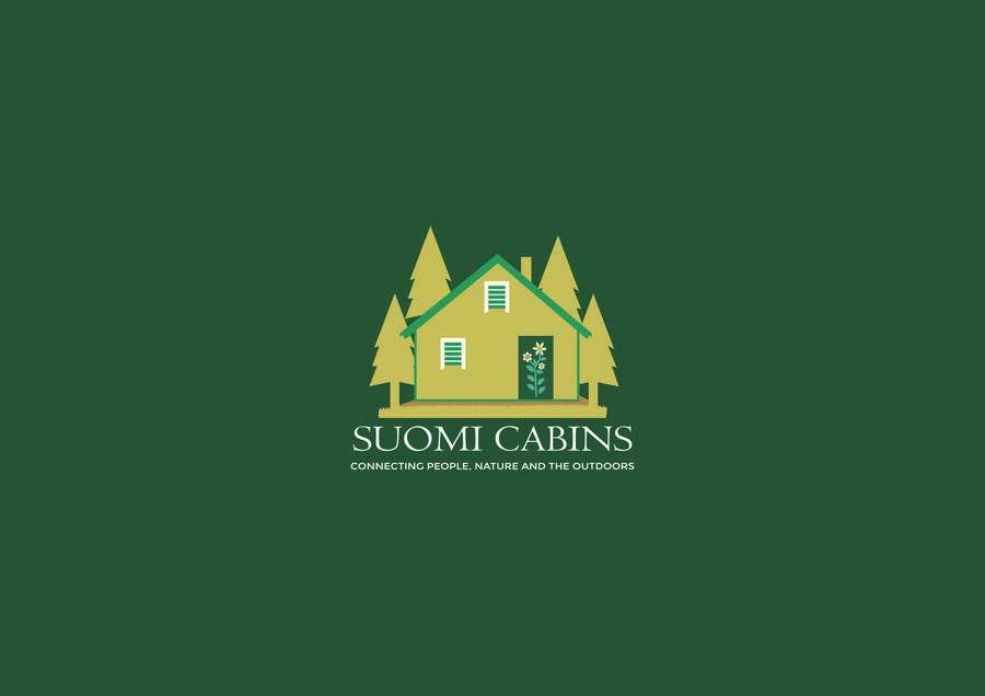 Konkurrenceindlæg #                                        97                                      for                                         I need a Logo Designer for log cabin holiday family business